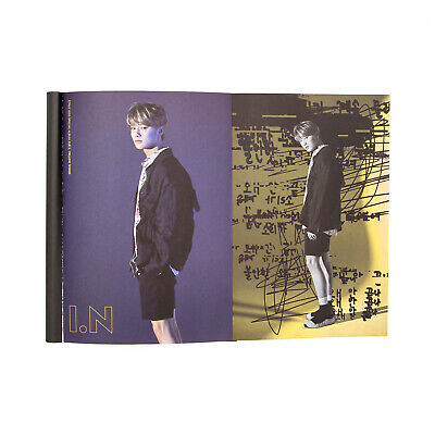 [STRAY KIDS] Cle 2:Yellow Wood - Normal Ver./Special Page:I.N/No photocard