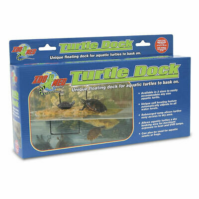 Zoo Med Turtle Dock Floating for Aquatic Animals  Medium Size