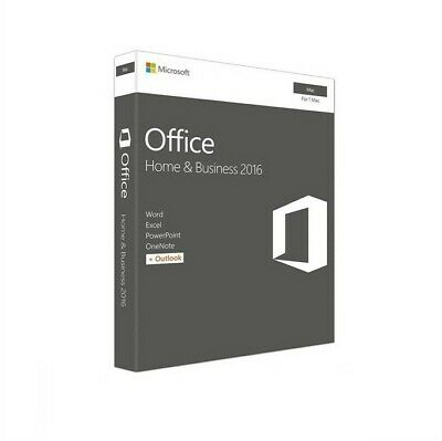 Microsoft Office 2016 Mac Home And Business Versione Completa Download ESD