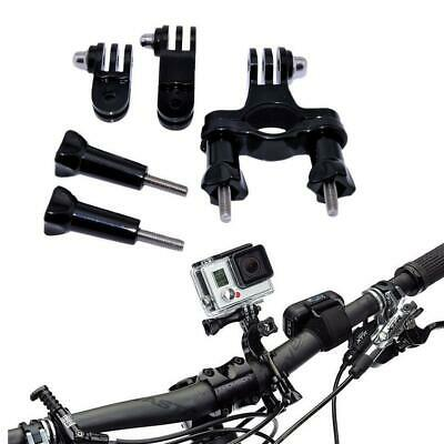 Pro Bike Motorcycle Handlebar Mount Bracket Holder For Gopro Hero 4 3+ 3 2 M