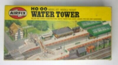Airfix Water Tower model kit 03605-8 OO/HO Gauge