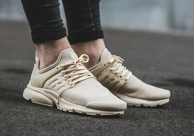 9822278ae Nike Womens Air Presto Prm OATMEAL 878071-100 SIZE 9.5 USA SZ 42 EU NEW
