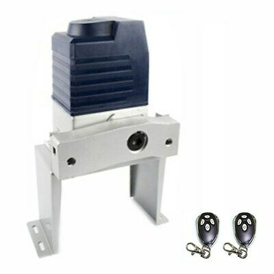 ALEKO Sliding Gate Opener For Sliding Gates Up To 60-ft 2000-lb Basic Kit
