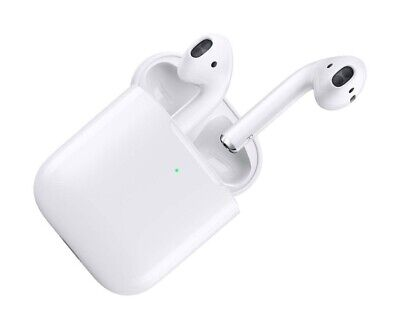 Apple AirPods 2. Generation mit kabellosem Ladecase Bluetooth