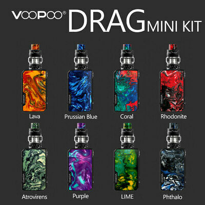 Authentic Drag2 Mini Black & Platinum + Free Shipping | Us Top Seller