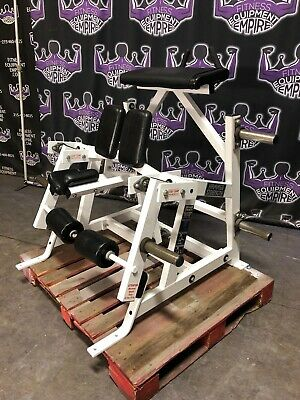HAMMER STRENGTH ISO Lateral Bench Press - MINT- BUYER PAYS