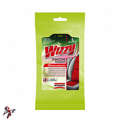 Wizzy Pulisci Plastica Lucido 6 Lingue Arexons