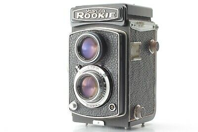 【EXC+++】Yashica Rookie TLR Medium Format Camera 80mm f/3.5 From Japan 629