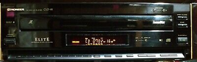 Extra Rare Pioneer Elite Cld - 95 Cd, Cdv, Ld Player
