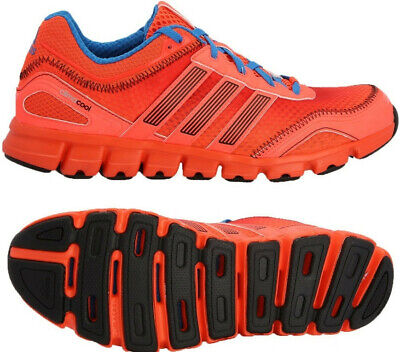 ee41de1574c57 Adidas ClimaCool 8.5 Mod 2 G99299 Infrared/Blue Men's Running Shoes Sz 8.5