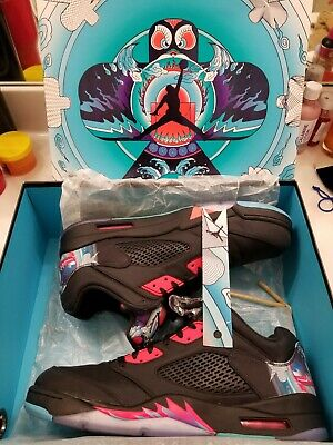 AIR JORDAN V 5 Low CNY 2016 Chinese New Year size 11 US VNDS