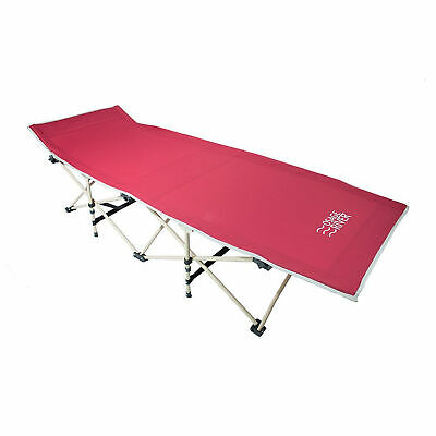 Osage River Folding Camping Cot with Carry Bag, Portable and Lightweight Bed