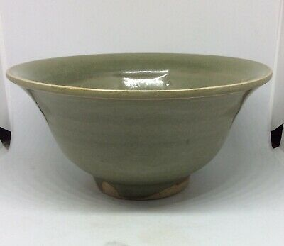 Chinese Antique Song Dynasty Style Yaozhou Porcelain Bowl