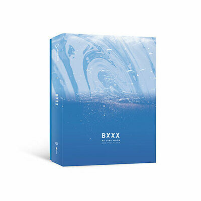 HA SUNG WOON - 2ND MINI BXXX (CD+BOOKLET+PHOTOCARD) (KpopStoreinUSA)