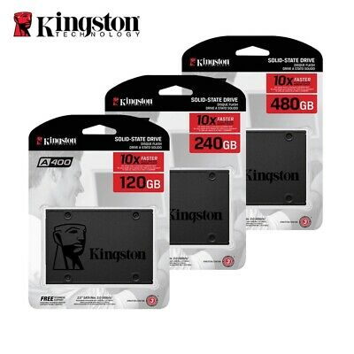 Kingston  Technology A400   120GB/240GB/480GB SSD Solid State Drive 2.5 Inch -UK