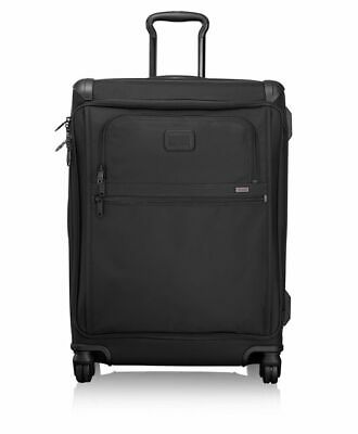 NEW Tumi BLACK Short Trip Expandable Packing Case FRONT LID 22564D2  $895