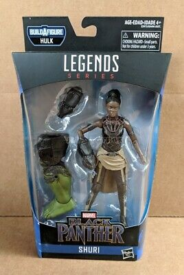 Marvel Legends Shuri Hulk BAF Endgame Avengers Wave 4 2019 - In Stock