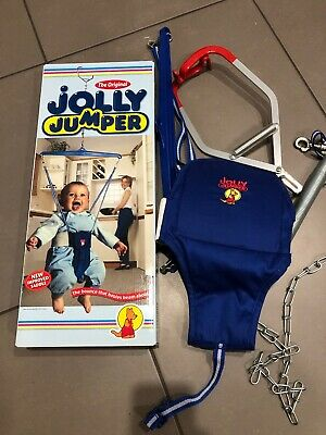 Jolly Jumper Baby Harness And Door Clamp In Great Condition