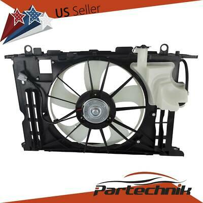 New 2014-2017 Corolla Radiator Condenser Cooling Fan Assembly