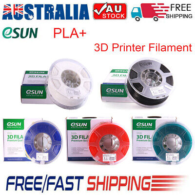 eSUN PLA+ 1.75mm 3D Printer Filament Corn Grain Refining 1KG Printing Material