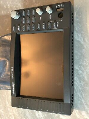 Tektronix WFM7100 Front Panel Assembly