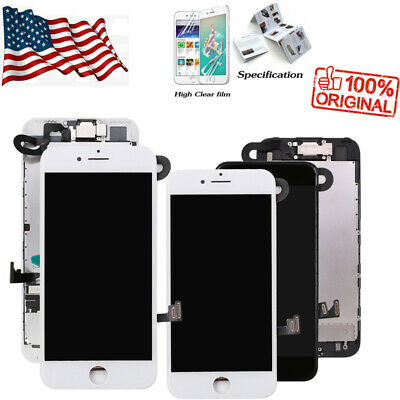 OEM iPhone 6S 6 7 8 Plus LCD Display Touch Screen Digitizer Replacement+Parts