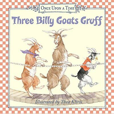 NEW - Three Billy Goats Gruff (Once Upon a Time (Harper))