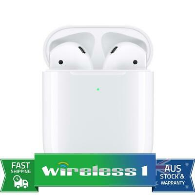 Apple AirPods (2nd Gen) with Wireless Charging Case (MRXJ2ZA/A)