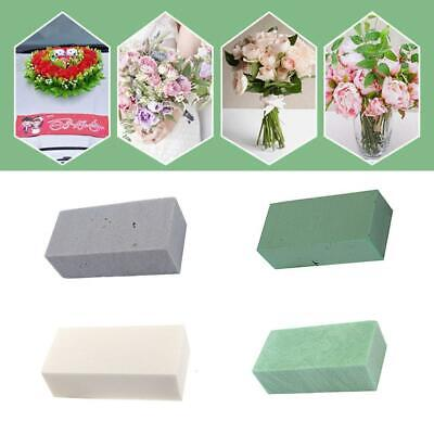 Bouquet Craft Floral Foam Brick Halter Wedding Florist Fresh Flower Ornament neu