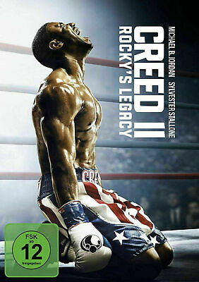 CREED 2 - Rocky's Legacy (DVD)