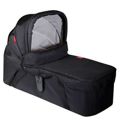 Phil & Teds Snug Carrycot - Black