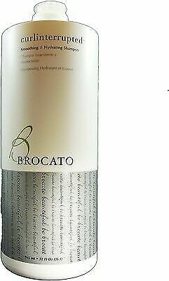 Brocato Curlinterrupted Smoothing & Hydrating Shampoo 946ml