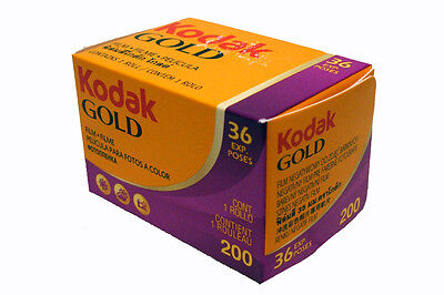 KODAK Gold 200 36exp film - General Purpose Film