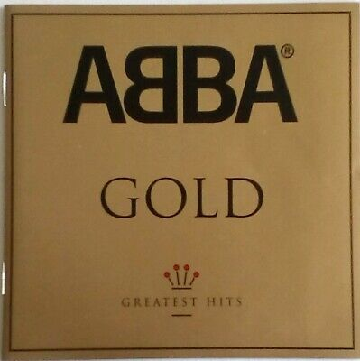 ABBA - Gold - Greatest Hits - CD (1992)