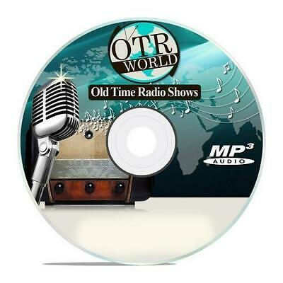 Big Town OTR Old Time Radio Show MP3 On CD 47 Episodes