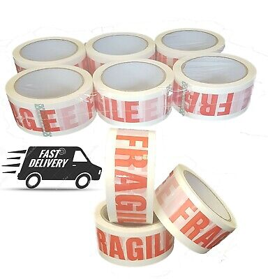 Fragile Parcel Tape Strong Parcel Packing Packaging