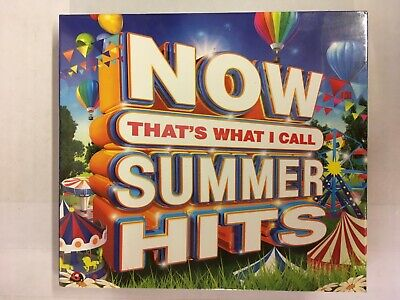 NOW That's What I Call Summer Hits: CD  NEW & Sealed BW24