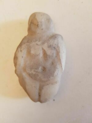 Ancient Neolithic Fertility Idol Goddess Statue, circa 5000 BC
