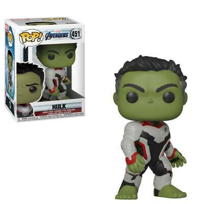 Avengers Endgame POP! Movies Vinyl figurine Hulk 9 cm Figurines POP! Avengers (M