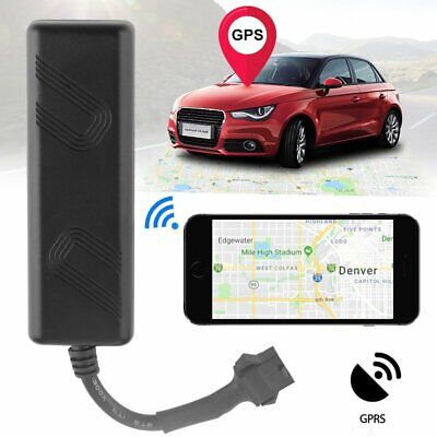 GPS TRACKER CAR Vehicle Tracking Device Locator Real time