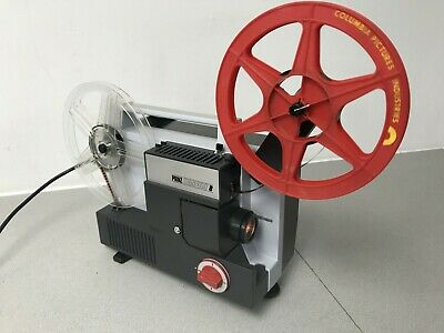 Prinz Compere 8 S SUPER 8 Cine  PROJECTOR Made by Eumig Fully serviced
