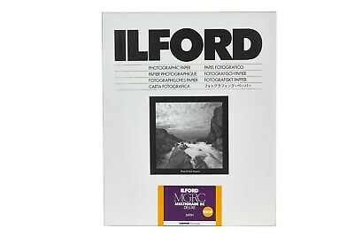 Carta Stampa Bianco/Nero Ilford Multigrade IV RC Deluxe 10x15x100 Opaca MG4RC25M