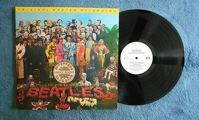 The Beatles  Sgt. Peppers Lhcb  Japanese Pressed Original Master Recording Lp