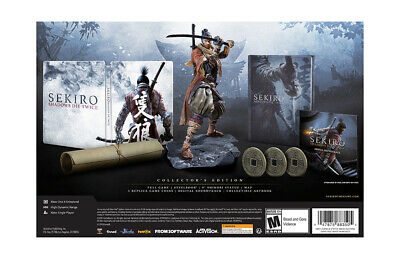 Sekiro Shadows Die Twice Collector's Edition (MS Xbox One)
