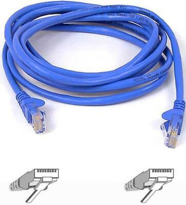 Belkin (15m) Snagless Cat5e RJ-45 Network Cable (Blue)