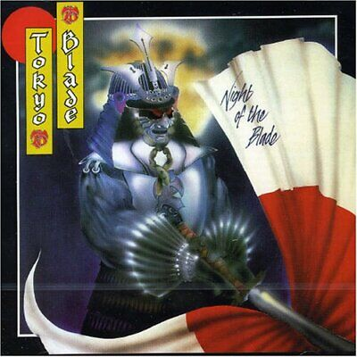 TOKYO BLADE - Night Of The Blade - CD - 165922