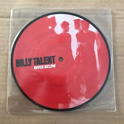 """Billy Talent - River Below - 7"""" - UNPLAYED - Discount For 2+"""