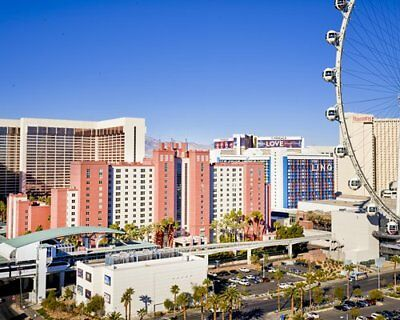 Hilton Grand Vacation At The Flamingo 2,400 Annual Points Timeshare For Sale