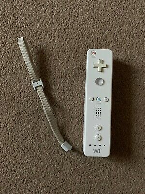 Official Nintendo Wii White Remote Controller
