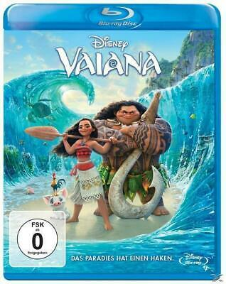 Walt Disney Motion Pictures Group Vaiana (BLU-RAY)